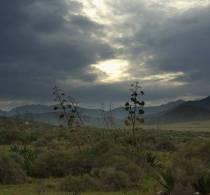 tarde tormenta cabo de gata lluvia almeria spain trebola flickr