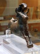 minoan bull jumping acrobat crete greece british museum london england by roadsofstone