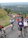 climbing ditchling beacon london to brighton bike ride sussex england by roadsofstone