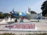 cuban aircraft museo giron bay of pigs museum cuba by roadsofstone