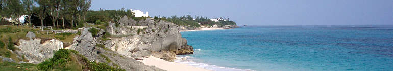 Atlantic Ocean Bermuda by roadsofstone