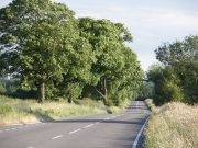 stane street roman road slinfold sussex by roadsofstone