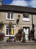 summer at the black horse inn grimsthorpe lincolnshire england by roadsofstone