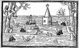 1607 somerset england tsumami 8m flood