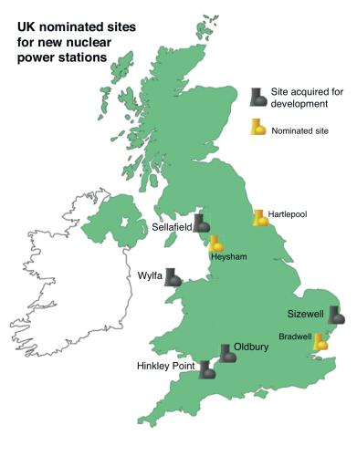 does uk need nuclear power stations coursework