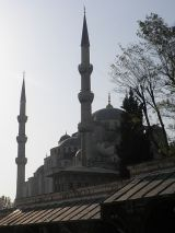 sultan ahmed blue mosque istanbul turkey by roadsofstone