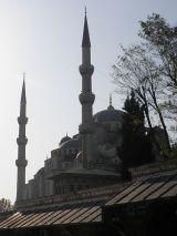 sultan ahmed blue mosque istanbul turkey by roadsofstone