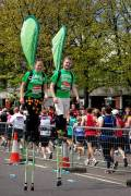 charley george phillips stilts macmillan cancer support 2012 london marathon worldoflard flickr