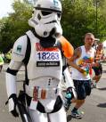 london marathon 2012 starwars trooper c spoiltrottengiftscouk
