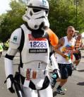 london marathon 2012 starwars trooper c spoiltrottengiftscouk