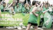 macmillan cancer support cheer point london marathon